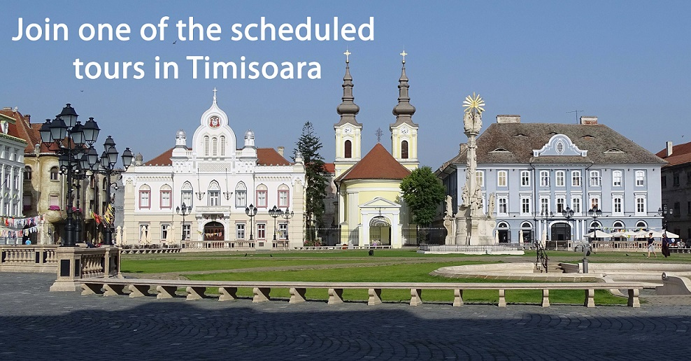 timisoara free tour or the 5 euros tour