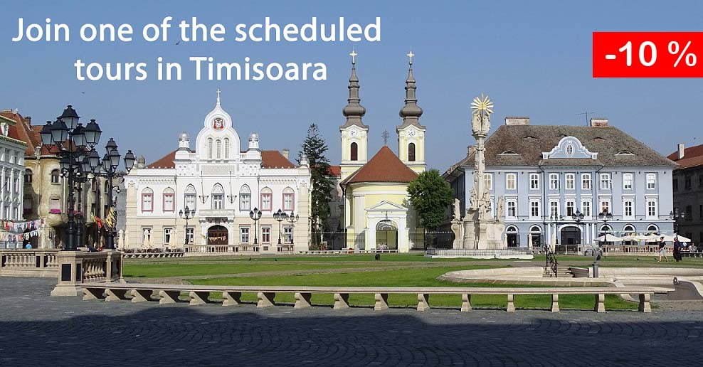 timisoara city tour guide